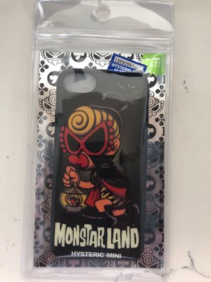 Mysteric iPhone case