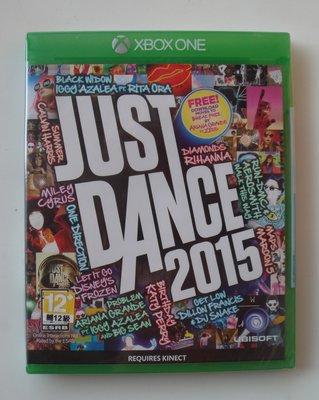 全新XBOX ONE 舞力全開2015 英文版 Just Dance 2015 Kinect