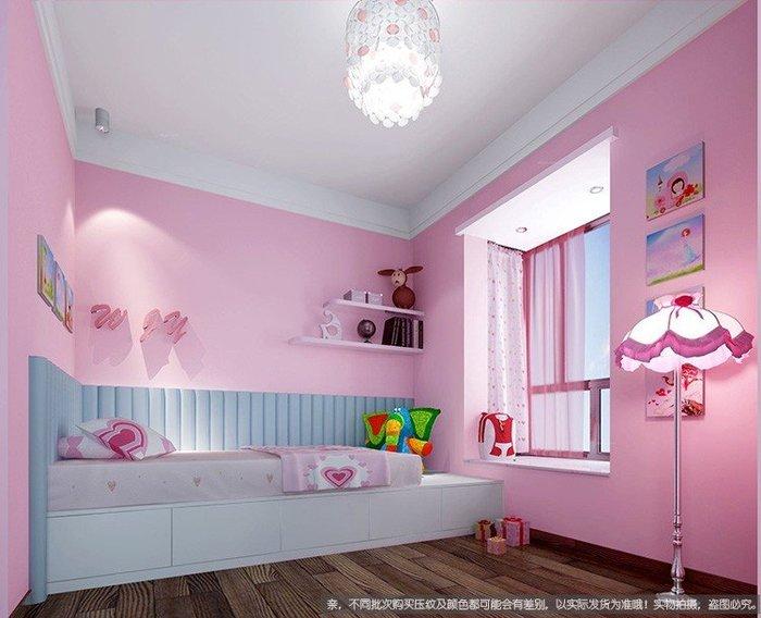 奇奇店-PVC純色自粘墻紙墻壁紙 臥室兒童房寢室幼兒園即時貼家具翻新貼紙#加厚 #防水 #耐高溫