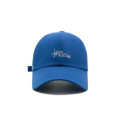 韓國進口2021春季新款硬頂棒球帽字母刺繡街頭嘻哈時尚鴨舌帽男女烽火帽子間