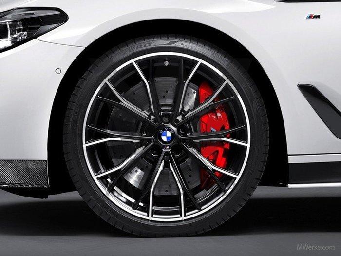【樂駒】BMW G11 G12 7系列 M Performance 剎車組 原廠 改裝 套件 制動 卡鉗 碟盤