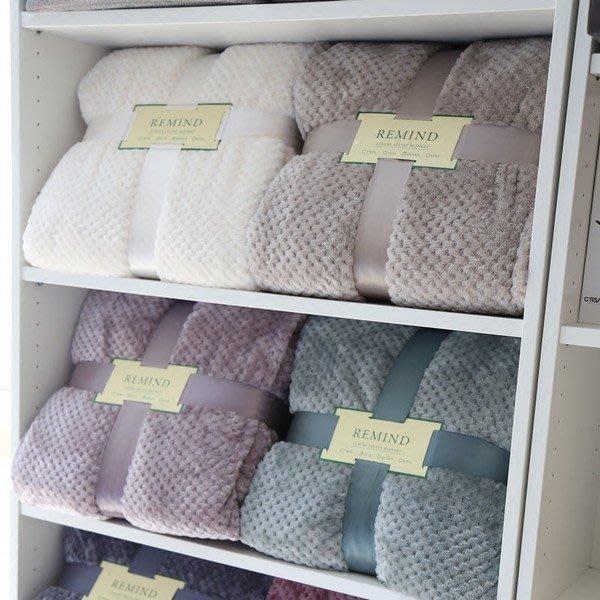 毯子夏季出口網眼蓋毯毛毯單人午睡沙發空調毯雙人珊瑚絨毯毛巾被
