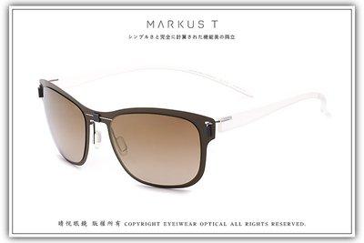 【睛悦眼鏡】Markus T 超輕量設計美學 德國手工太陽眼鏡 蔡司鏡片 ME系列 69911