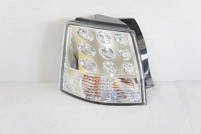 ~~ADT.車燈.車材~~三菱 OUTLANDER 2013 2014 2015 原廠透明殼LED尾燈含線組燈炮 單邊價