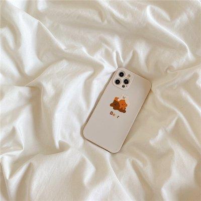 【正品】用于iPhone蘋果pro max手機殼xr/xsmax/plus女防摔SE硅膠保護套mini潮保護套保護殼