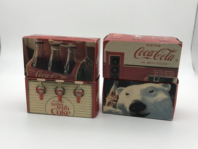 Coca Cola Oldies Figure Collection