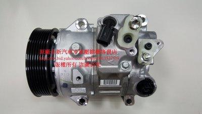TOYOTA 豐田 CAMRY (冠美麗 第7代) 2.0L 原廠全新汽車冷氣壓縮機 (2012年~2015年車型適用)