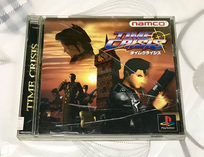 $50   PlayStation (PS) 超經典遊戲 火線危機 TIME CRISIS
