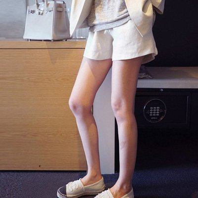 托腹短褲 孕婦透氣寬鬆托腹短褲 艾爾莎 【TAE7526】