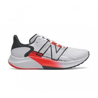 new balance Fuelcell Propel v2 慢跑鞋 女 白 橘 WFCPRWR2 輕量