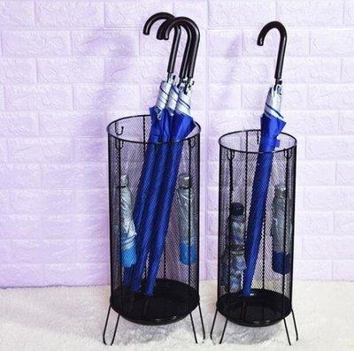 哆啦本鋪 雨傘架收納桶家用商店辦公掛傘筒門口放置雨傘的架子 D655