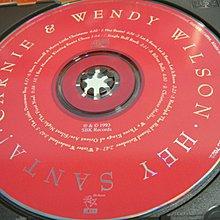 CARNIE & WENDY WILSON HEY SANTA! - 歌詞 無IFPI 荷蘭版