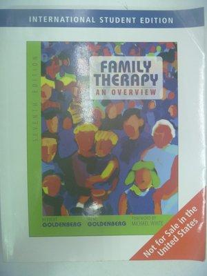 【月界二手書店】Family Therapy(7/E)_Herbert Goldenberg 〖心理〗AJN