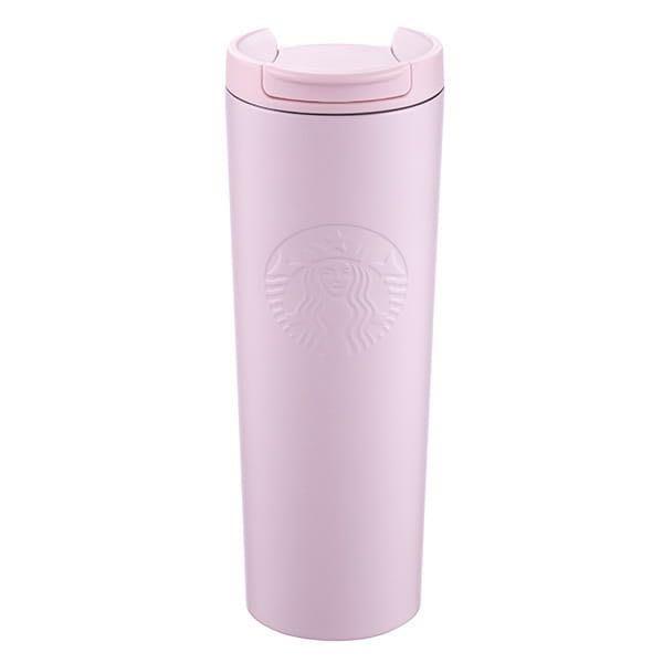 星巴克 PinkVictor女神不鏽鋼杯 starbucks 2019/4/10上市 粉紅色