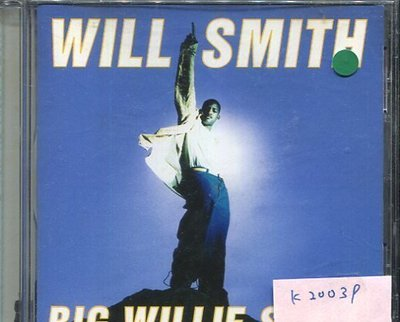 *真音樂* WILL SMITH / BIG WILLIE STYLE 二手 K20039
