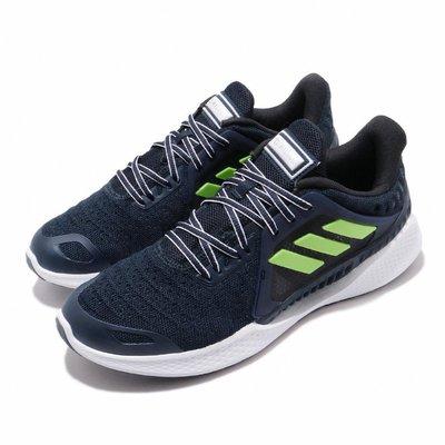 =CodE= ADIDAS CLIMACOOL VENT SUMMER.RDY 透氣慢跑鞋(藍白綠) FW3012 男