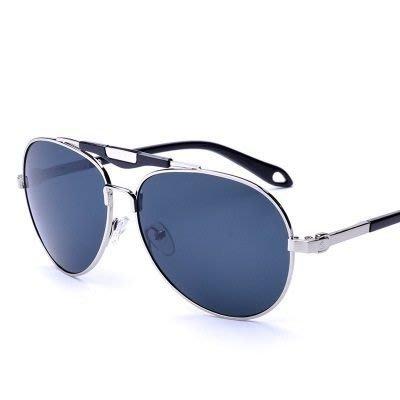 墨鏡 偏光太陽眼鏡-獨特雙樑精緻質感男女眼鏡配件8色73en100[獨家進口][米蘭精品]