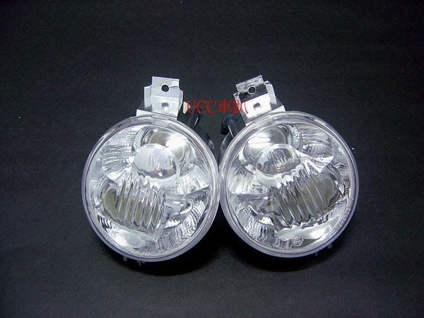 【UCC車趴】VW 福斯 LUPO 98 99 00 01-06 型 晶鑽前小燈 方向燈