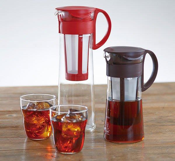 ~樂樂 ~HARIO 流線咖啡沖泡壺5杯用 紅色 600ml  MCPN~7R    請看