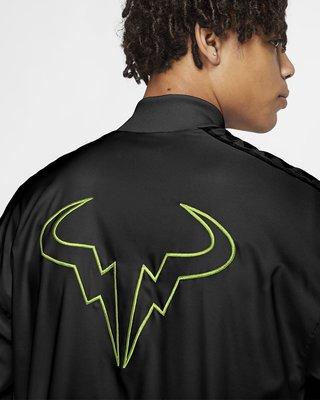 【T.A】Nike Court Rafa Bomber Jacket Nadal 2020新款 美網 法網 蠻牛外套 飛行夾克 納達爾