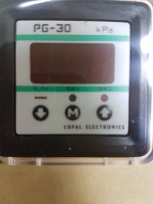 Copal Elec  PG-30, PG-30-103R-N(Pressure Gauge )