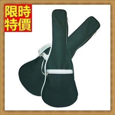 烏克麗麗包 ukulele 琴包配件-21/23/26吋黑色加綿手提背包保護袋琴袋琴套69y7[獨家進口][米蘭精品]