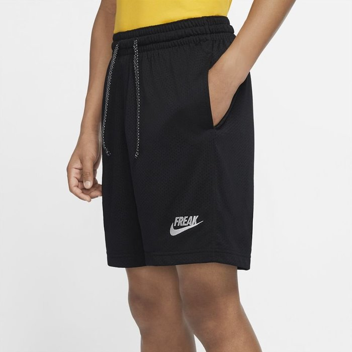 南◇2020 8月 Nike Dry Freak CK6213-010 黑色 網眼] 球褲 運動短褲 字母哥 小勾勾