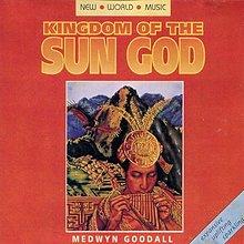 《絕版專賣》Medwyn Goodall 梅得溫 / Kingdom of The Sun God 太陽神
