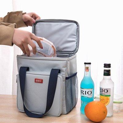 保溫便當袋-飯盒袋 手提包 防水 大容量 保溫包 便當包 戶外野餐包_☆優購好SoGood☆