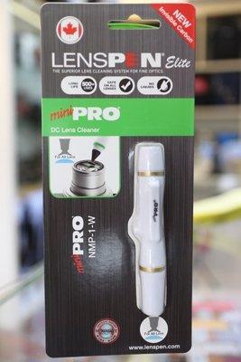 【日產旗艦】新款(不掉粉) LENSPEN NMP-1-W 曲線筆桿 原廠公司貨 鏡頭清潔 拭鏡筆 鏡頭筆