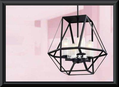 柒號倉庫 免運費 諾里爾吊燈 四燈設計 餐廳吊燈 異國風吊燈 燭台吊燈 特色吊燈 S8-1202 附燈泡