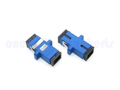 萬赫SC/UPC固定式光纖衰減器 雙母...