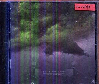 *還有唱片三館* SHINY TOY GUNS /  SEASON OF POISON 二手 ZZ0548 (封面底破) 台北市