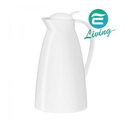 【易油網】ALFI Jug Eco white 家用保溫壼(白色) 1L #0825.010.100