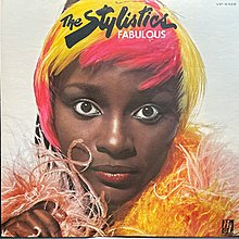 The Stylistics/FABULOUS 西洋 黑膠唱片