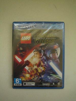 全新 PSV 樂高星際大戰:原力覺醒 英文版 LEGO Star Wars