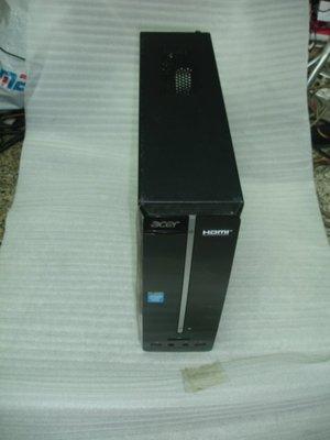 【電腦零件補給站】Acer宏碁 XC-603  四核心桌上型電腦  體積輕巧、功能正常