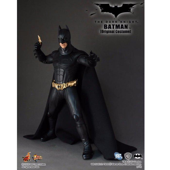 絕版 HOT TOYS MMS67 蝙蝠俠 開戰時刻 黑暗騎士