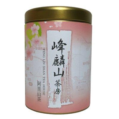 阿里山烏龍茶 75g 罐  高山手採茶葉 甘醇柔順好入喉     米蟲的異想世界