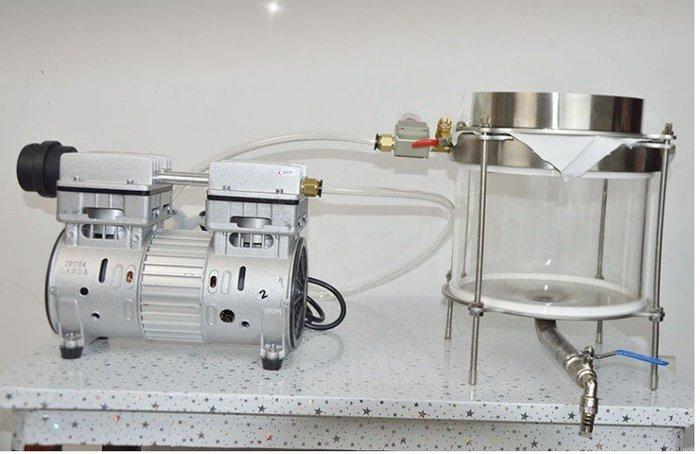 真空過濾器/食用油榨油機毛油過濾裝置