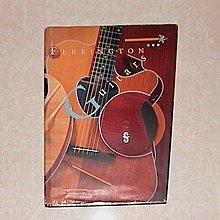 [賞書房] 1992 原文書 @ 吉他經典書籍《Ferrington Guitars》Danny Ferrington