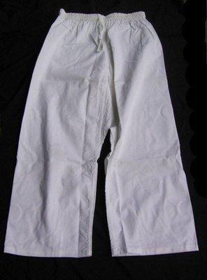濟武:跆拳道.空手道.柔道褲(台灣製:155~185CM適穿)製造商直銷每條特價新台幣250元(歡迎團購)