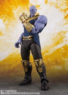 SHF 復仇者聯盟 終局之戰 無限戰爭 滅霸 薩諾斯 Thanos 非 鋼鐵人 美國隊長