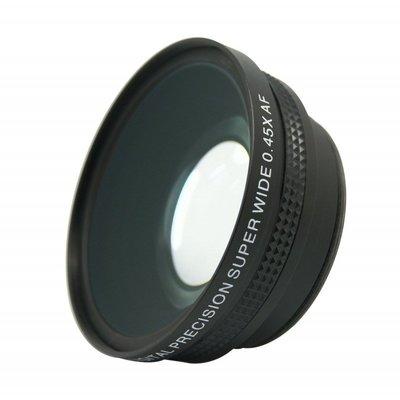 ROWA 樂華 0.45x單眼專用廣角鏡頭【40.5mm】