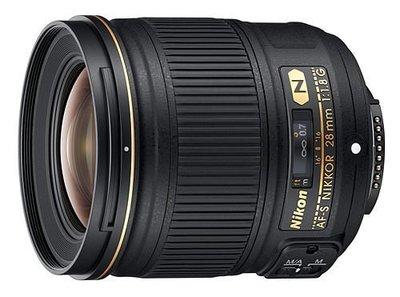 【eWhat億華】Nikon AF-S Nikkor 28mm F1.8 G 最新奈米鍍膜 公司 特價出清【4】