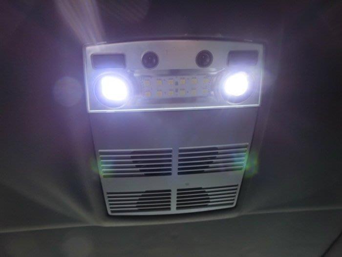 ◇光速LED精品◇BMW  E60 E61 室內燈 閱讀燈 3片式