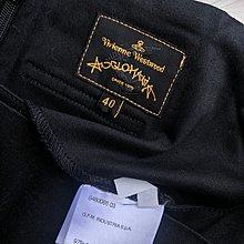 歐碼40 原價三萬 Vivienne Westwood 黑色造型裙