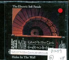 *愛樂二館* THE ELECTRIC SOFT PARADE / HOLES IN THE WALL 二手 D1257