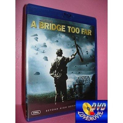 A區Blu-ray藍光正版【奪橋遺恨A Bridge Too Far (1977)】[含中文字幕] DTS-HD全新未拆
