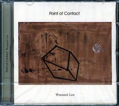 【嘟嘟音樂坊】Lee Won Sool Vol. 1 - Point Of Contract  韓國版  (全新未拆封)